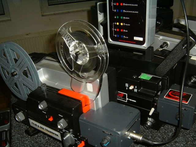 filmtransfermachine